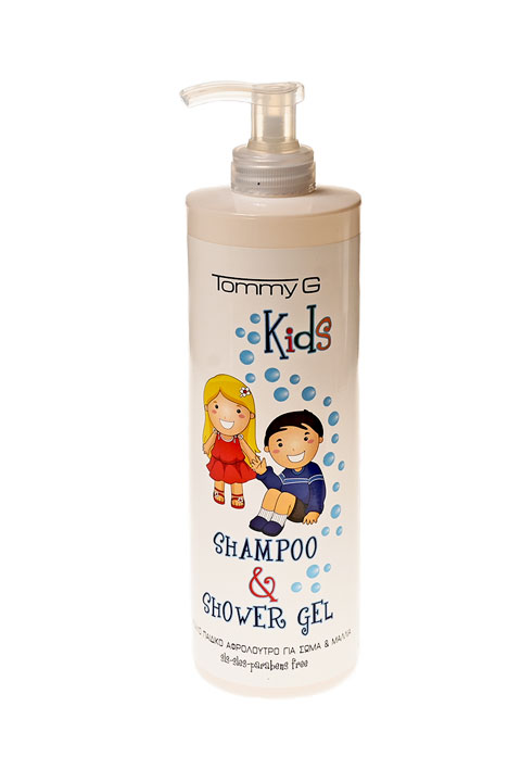Kid Shampoo & Shower Gel 500ml