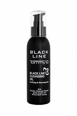 Black Line Cleansing Oil