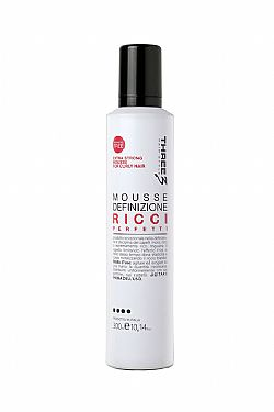 Mousse Extra Strong Curly Hair 300ml