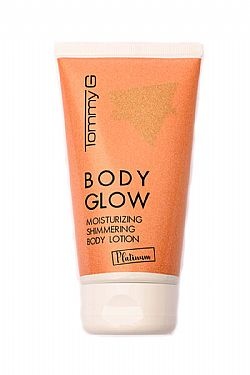Body Glow Platinum Shimmering Lotion