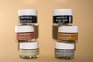Multimasking with Beauty Clay