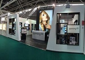 TommyG @ Cosmoprof Exhibition Bologna 3-7 April